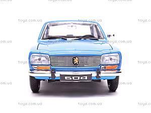 Машина  Peugeot 504 1975, 24001W, отзывы