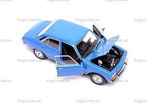 Машина  Peugeot 504 1975, 24001W, детские игрушки