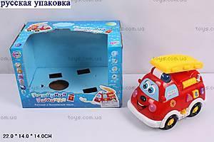 Машина «Пожарная команда», 9163, купить