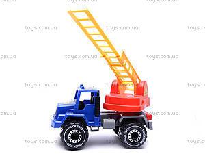 Машина «Пожарная служба», 665-2, детские игрушки