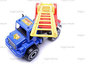Машина «Пожарная служба», 665-2, магазин игрушек