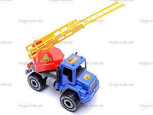 Машина «Пожарная служба», 665-2, toys.com.ua