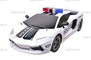 Машина полицейская на радиоуправлении, R-2020A, купить