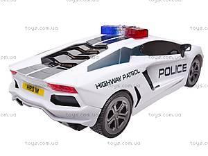 Машина полицейская на радиоуправлении, R-2020A, цена