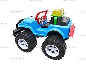 Машина «Полицейский джип», 001, игрушки