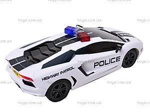 Машина «Полиция» на управлении, R-1020A, купить