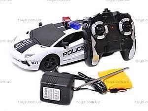 Машина «Полиция» на управлении, R-1020A, фото