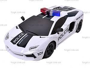 Машина «Полиция» на управлении, R-1020A