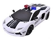Машина «Полиция» на управлении, R-1020A, отзывы
