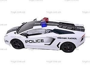 Машина «Полиция» на управлении, R-1020A, цена