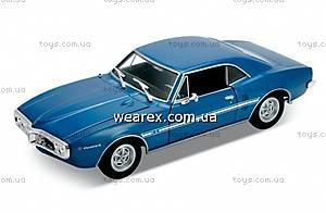 Машина Pontiac Firebird 1967, 22502W