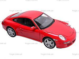 Машина Porsche 911 (977) Carrera S Coupe, 22477W, игрушки