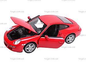 Машина Porsche 911 (977) Carrera S Coupe, 22477W, детские игрушки