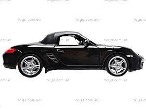 Машина Porsche Boxter, 22479H-W, отзывы