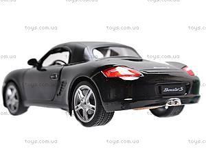 Машина Porsche Boxter, 22479H-W, цена