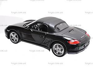 Машина Porsche Boxter, 22479H-W, игрушки