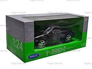 Машина Porsche Boxter, 22479H-W, детские игрушки