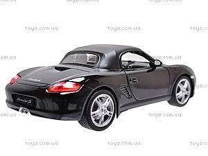 Машина Porsche Boxter, 22479H-W, магазин игрушек