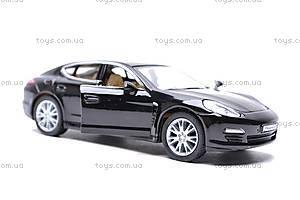 Машина Porsche Panamera S, KT5347W, игрушки