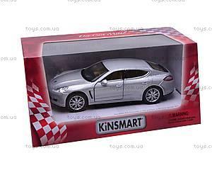 Машина Porsche Panamera S, KT5347W, детские игрушки