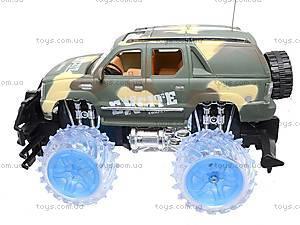 Машина радиоуправляемая «Армейский джип», 566-26K, отзывы