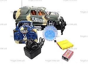 Машина радиоуправляемая «Армейский джип», 566-26K, цена