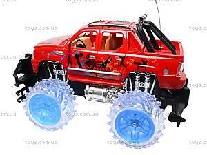 Машина радиоуправляемая «Джип», 566-25J, игрушки