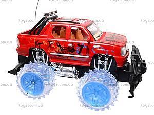 Машина радиоуправляемая «Джип», 566-25J, детские игрушки
