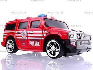 Машина радиоуправляемая «Джип-полиция», 3700-33, купить