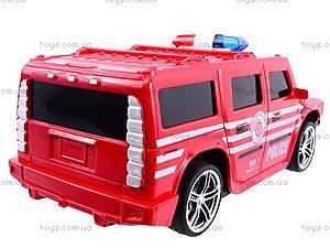 Машина радиоуправляемая «Джип-полиция», 3700-33, отзывы