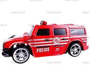 Машина радиоуправляемая «Джип-полиция», 3700-33, цена