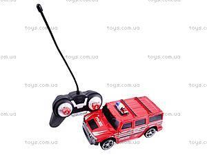 Машина радиоуправляемая «Джип-полиция», 3700-33, игрушки