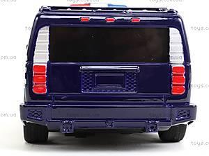 Машина радиоуправляемая «Джип-полиция», 3700-33, набор
