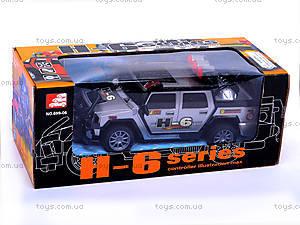 Машина радиоуправляемая «Хаммер», 699-06