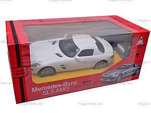 Машина радиоуправляемая Mercedes-Benz, QX-300204, отзывы