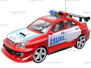 Машина радиоуправляемая «Полиция», 778C-5, купить