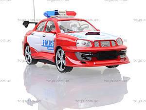 Машина радиоуправляемая «Полиция», 778C-5, фото