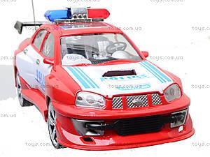 Машина радиоуправляемая «Полиция», 778C-5, игрушки