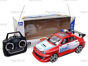 Машина радиоуправляемая «Полиция», 778C-5, детские игрушки