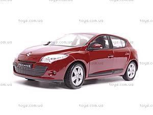 Машина Renault Megane 2009, 24006W