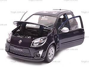Машина Renault Twingo GT, 22500W, игрушки