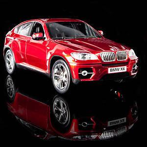 Машина р/у BMW X6, XQRC16-2AA