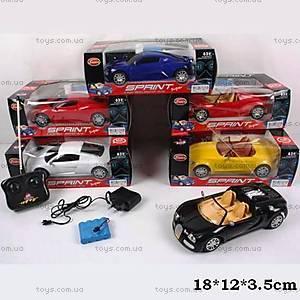 Машина р/у, для детей, 3461