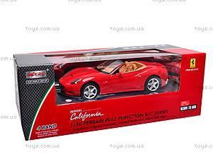 Машина р/у Ferrari Full Fuction, 8131, цена