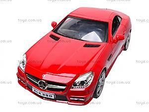 Машина р/у «Mercedes-Benz», 28214, детские игрушки