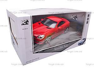 Машина р/у «Mercedes-Benz», 28214, магазин игрушек