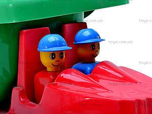 Машина, с человечками, 0635, фото