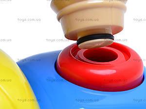 Машина с мыльными пузырями Ice Cream, WS8361B, купить