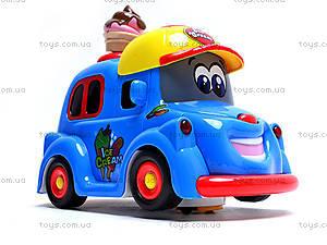 Машина с мыльными пузырями Ice Cream, WS8361B, отзывы