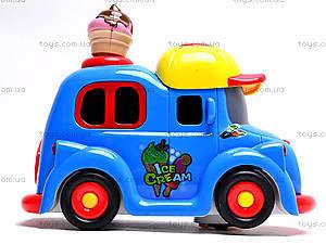 Машина с мыльными пузырями Ice Cream, WS8361B, цена